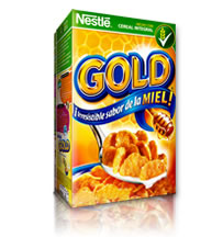 Gold cereal